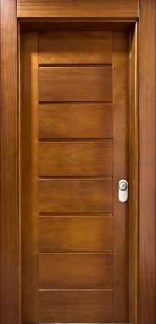 Madera maciza for Puertas de madera maciza para interior