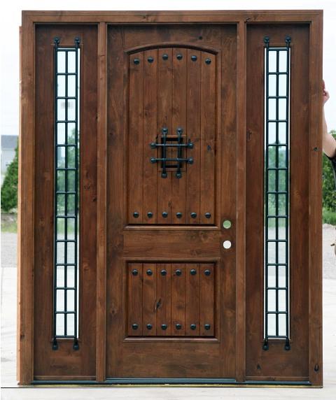Puertas De Exterior R 250 Sticas